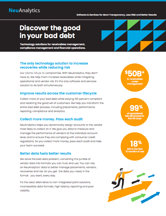 Technology Solutions For Creditors - Product Sheet Download